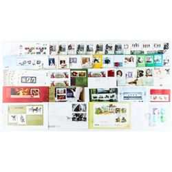 Canada Post - 2012 Official First Day Cover Collec