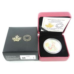 .9999 Fine Silver $20.00 Coin 'Stained Glass Castl