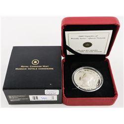 2009 925 Silver Queen Elizabeth II Vignette $15.00