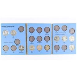 Estate Silver Dollar Collection - 10 Coins. Includ