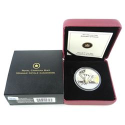 2013 925 Silver Plated Coin 'Butterflies of Canada