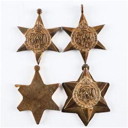 RCM Production Error 1939-1945 Bronze Star Produce