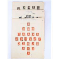 Estate Canada Stamp Collection #34-47 Twenty Four