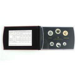 RCM 2013 Specimen Coin Set