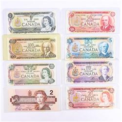 Estate Collection 8 Bank of Canada Notes 190.0 Fac