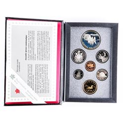 Lot '1992' Proof and Specimen RCM Coin Sets