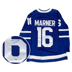 Mitch Marner TML Jersey Signed with C.O.A.