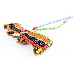 Handmade Native Indian Necklace 'Eagle'