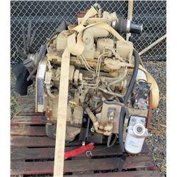Cummins Engine Diesel Motor