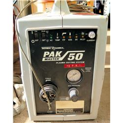 Thermal Dynamics Pak Master 50 Plasma Cutting System Welder