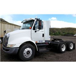 2009 International Navistar Truck Tractor Double Axel w/ 5th Wheel (Runs & Drives, See Video)