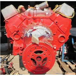 V-8 Engine M/T GM 397000 H24 Motor