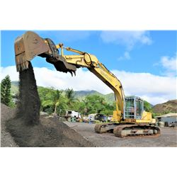New Holland EC240 Long Carriage Mini Track Excavator (Runs & Drives, See Video)