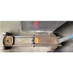 Walker Hydraulic Floor Jack 2 Ton