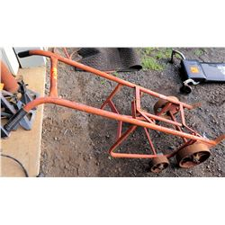 Rolling Drum Dolly Cart Hand Truck FB4469