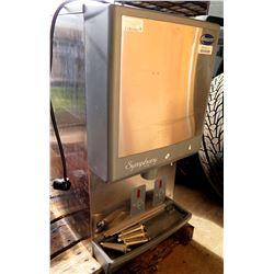 Follett Symphony Plus 12C1425A Air Cooled Ice Maker & Water Dispenser