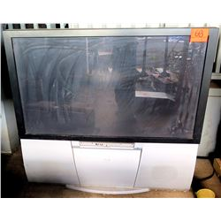 "JVC 56"" Television AV-56P575 Digital Rear Projection TV"