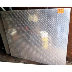 Rectangle Diamond Plate Steel Sheet