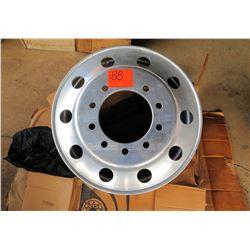 Alcoa Forged Steel Truck Rim 24.5x8.25P Max Load 7400 LB
