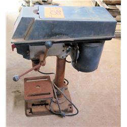 """Skil 5 Speed 8"""" Drill Press Model 3380"""