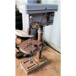 Orbit Machine Tools 5-Speed Industrial Drill Press Model OR-1412