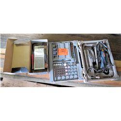 KBL Battery Load Tester & Ryobi Electric Grinder w/ Stand & Case