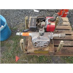 Yanmar Diesel Water Pump & Prime Cleaner (Starts & Runs See Video)