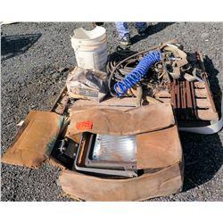 Holophane Light, Fisher Pierce 669008-SLS Sensors & Misc Chains, Air Hose, etc