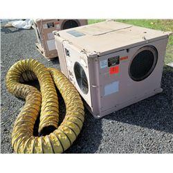 Field Deployable Environmental Control Unit 208/230 Vac, Model FDECU-5