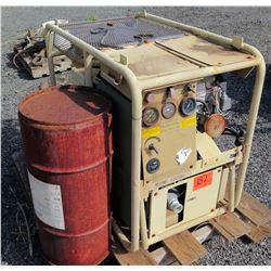 Decontaminating Apparatus UIC WEPYAA 2SI Military Pump