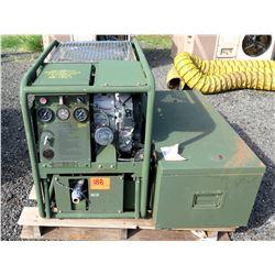 Military 2SI w/ Tool Box & Hoses
