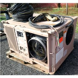 Field Deployable Environmental Control Unit 208/230 Vac, Model FDECU-5