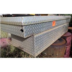 Diamond Plate Truck Tool Box