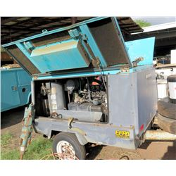 Airman Compressor w/ Jackhammer (Runs & Works See Video)