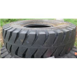 Bridgestone 2 Star 18.00R33 Tubeless Large Equipment Tire