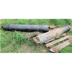 Qty 2 Parker S85DC-40A Telescopic Dump Body Cylinders Rams