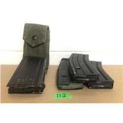 GR OF 4 MISC MAGS