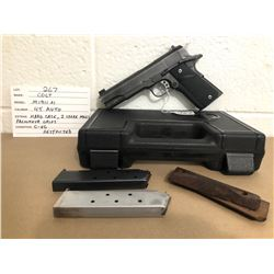 COLT, MODEL M1911 A1