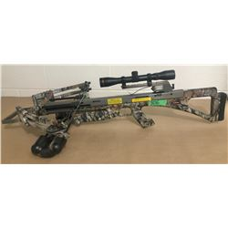 DARTON SERPENT CROSSBOW W / SCORPION 4 X 32 SCOPE