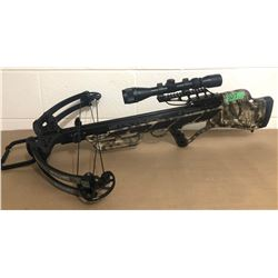 STRYKER SOLUTION LS CROSSBOW W / 3-9 SCOPE