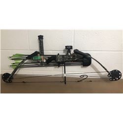 PSE BRUIN COMPOUND BOW W / 6 BOLTS