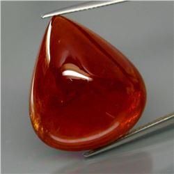 Natural  Mandarin Orange Spessartite Garnet 62 Cts