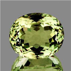 Natural Rare AAA Yellow Orthoclase Feldspar 16x13 MM