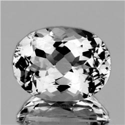 NATURAL COLORLESS WHITE TOPAZ 27.45 Ct  FL