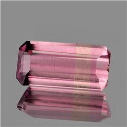 Natural Padparadscha Pink Tourmaline [Flawless-VVS]