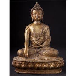 Old Buddha Statue