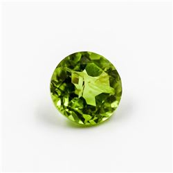 BEAUTIFUL UNTREATED 3.33 CT PERIDOT SOLITARE