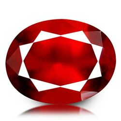 Natural AAA HESSONITE GARNET  5.04 Ct - Unheated