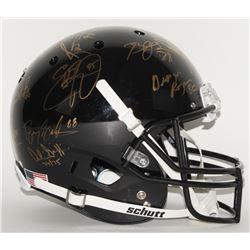 Heisman Trophy Winners Full-Size Helmet Signed by (24) Including Barry Sanders, Marcus Allen, Bo Jac