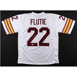 Doug Flutie Signed Jersey (JSA COA)